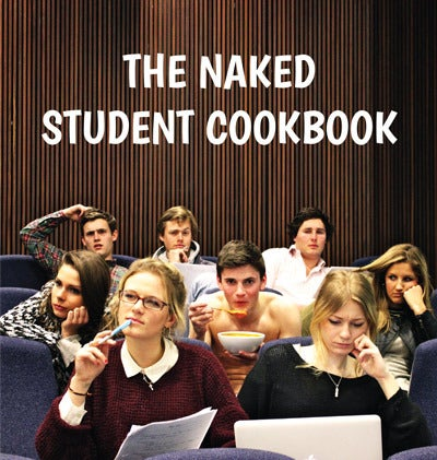 Image of The Naked Student Cookbook