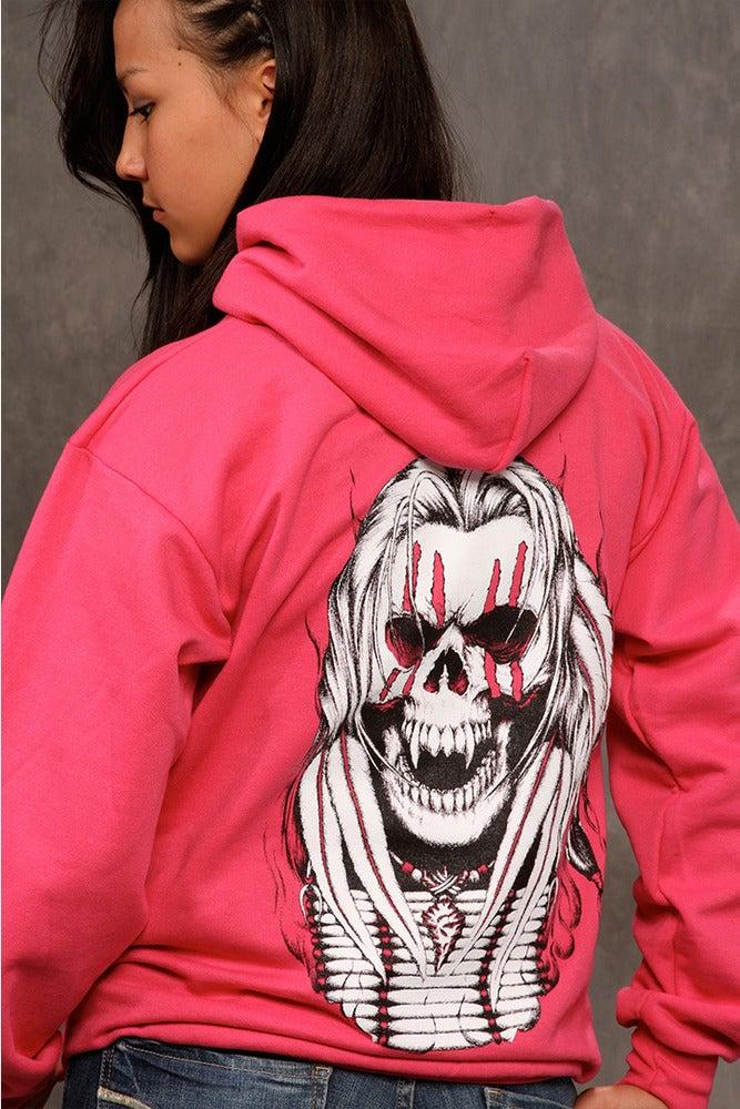 Image of Bad Medicine / Hoodie - Pink