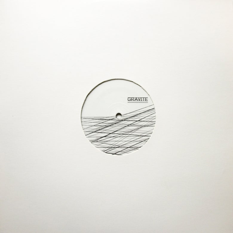 "Image of [GRVT001] Bruno Sacco - Deformed 12"" vinyl"