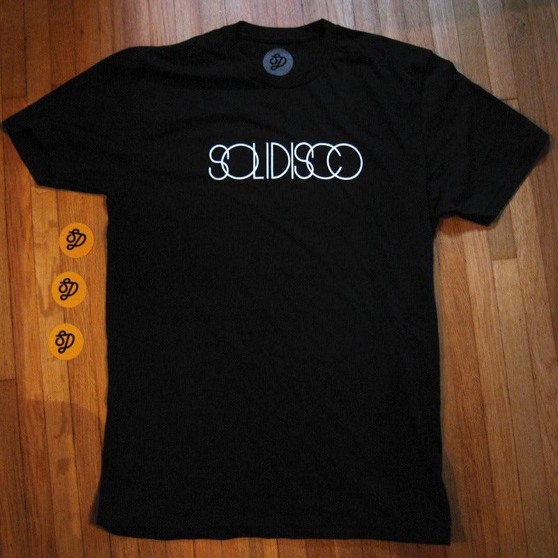 Image of Solidisco Logo Tee