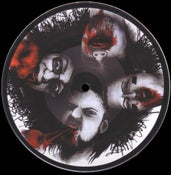 "Image of OVER THE TOP - FLEISCHPLATTE 7"" PICTURE DISC"