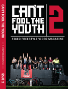 """Image of Chop Em Down Films """"Can't Fool The Youth: Issue 2"""" DVD"""