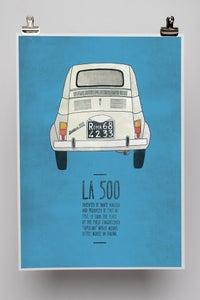 Image of La 500