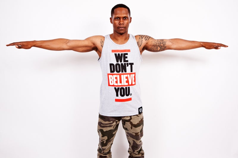 Image of WE DON'T BELIEVE YOU (Tank Top)