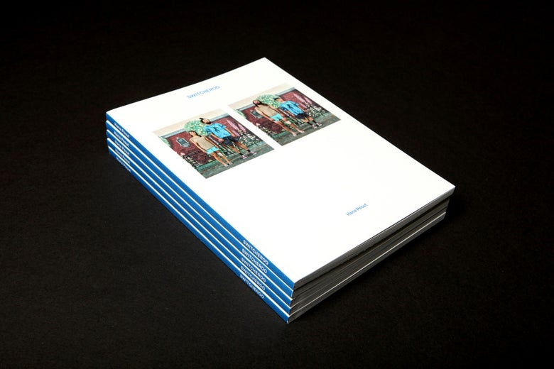 Image of Switcheroo Book