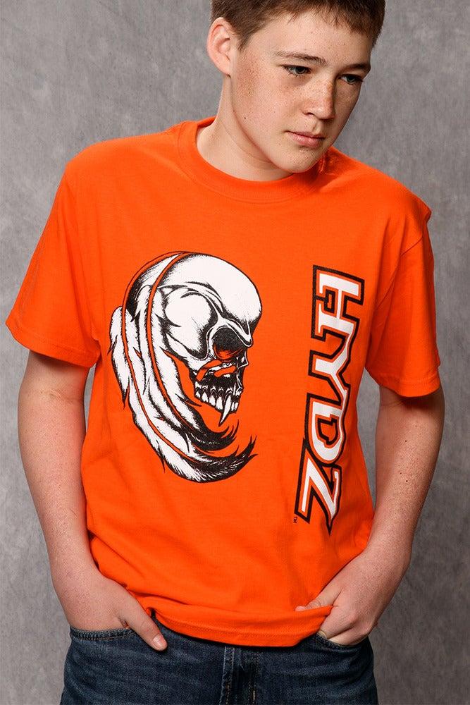 Image of Bad Medicine / Shirt - Orange