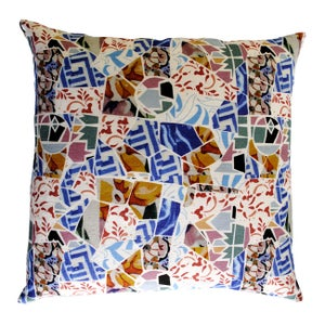 Image of Cushion - Mosaic