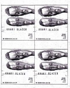 Image of 6 Khaki Blazer