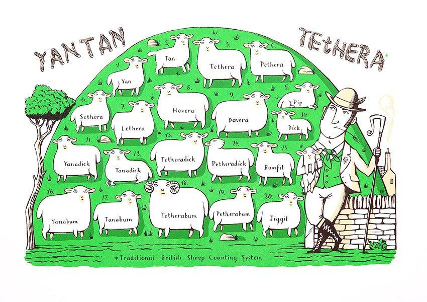 Image of Yan Tan Tethera