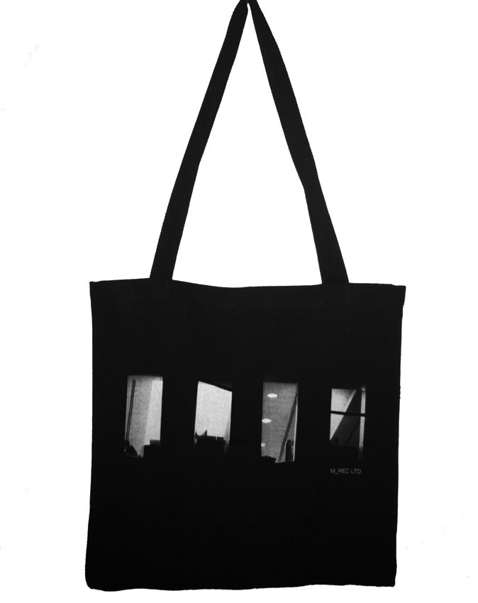 "Image of M_REC LTD ""WINDOWS"" TOTE BAG"