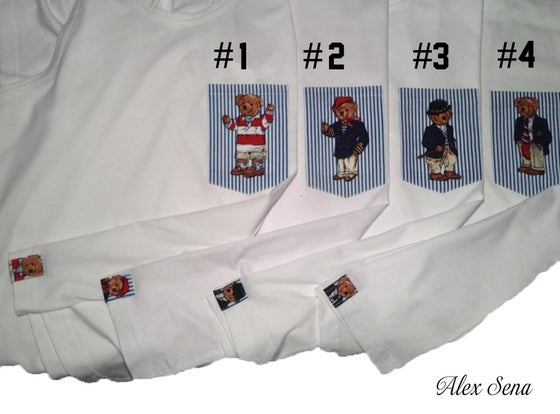 Image of  Polo Ralph Lauren Pocket T-Shirts