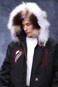 Image of Warrior / Coat - Black