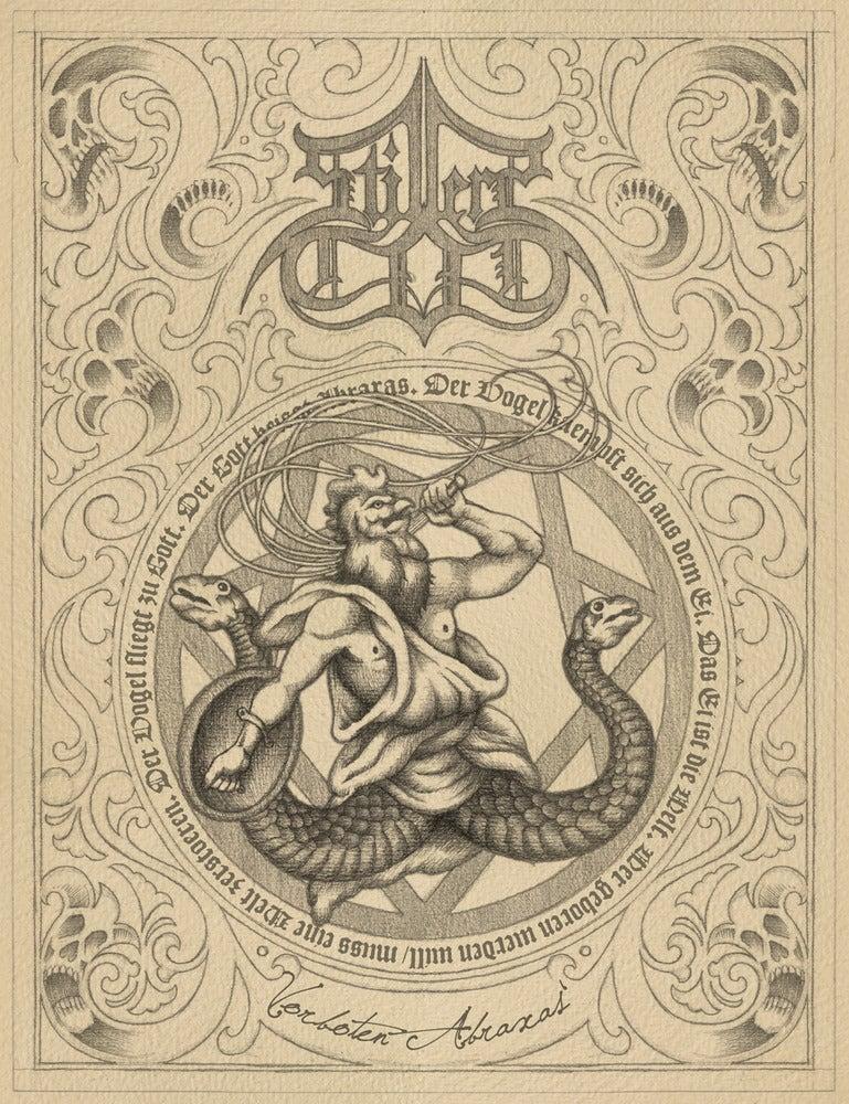 "Image of Stillers Tod – ""Vorboten Abraxas'"" EP"