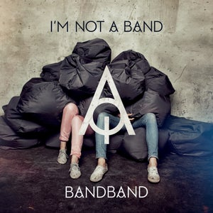 Image of I'm Not A Band – BANDBAND LP Vinyl