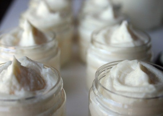 Image of Whipped Butter Cream 4oz