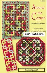 Image of PDF Around the Corner Pattern