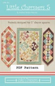 Image of PDF Little Charmers 5 Pattern