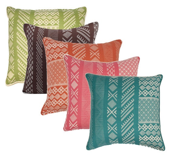 """Image of Tangier Double Sided 22"""" Pillows"""
