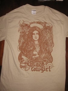"""Image of Black Cowgirl """"Salome"""" shirt  (mens)"""