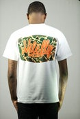 Image of The Mile Fly Club Camo Patch Tee