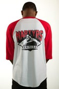 "Image of The Mile Fly Club ""Tampa Martyrs"" Raglan"