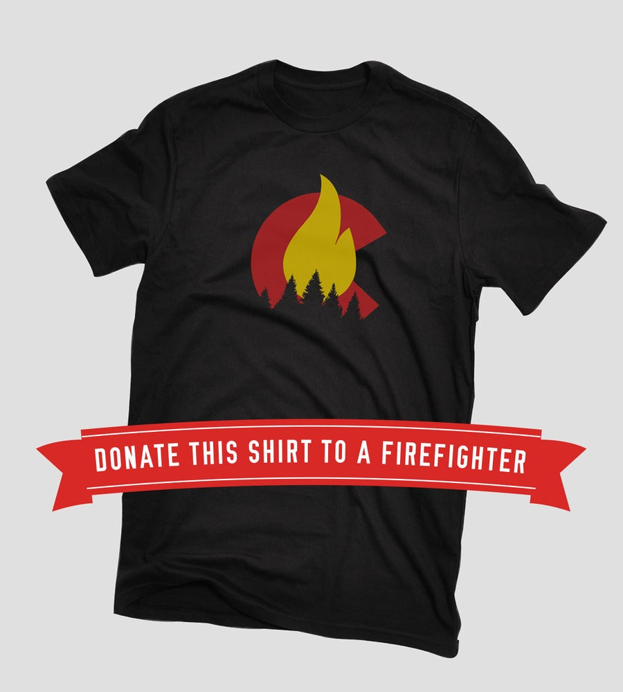 Image of Buy One for a Firefighter - C Fire 2013