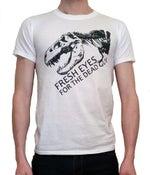 Image of T-Rex Tshirt (white)