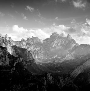 Image of Swiss Landscape #1