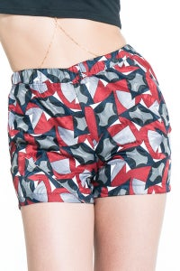 Image of Fantasy Silk Shorts