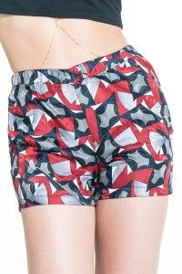 Image of Fantasy Silk Shorts