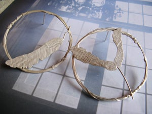 Image of Sycamore Earrings...