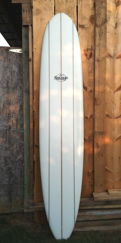 "Image of 9'6"" Longboard"