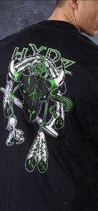 Image of Buffalo Skull / Shirt - Black
