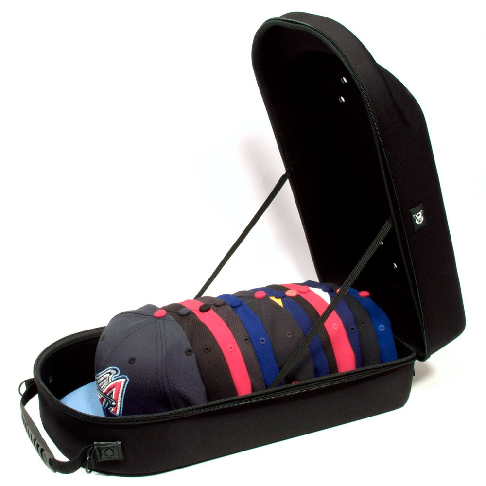 Image of HomieGear Brand Carrier Case - 12 Hats for fitted and snapback hats