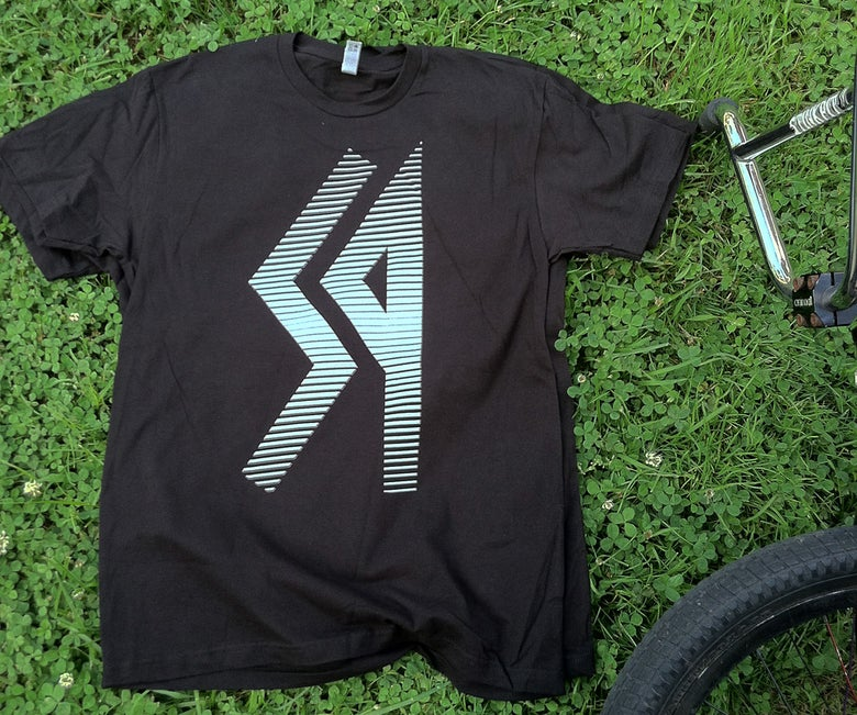 "Image of Stink Pit ""SP"" Logo T-Shirt"