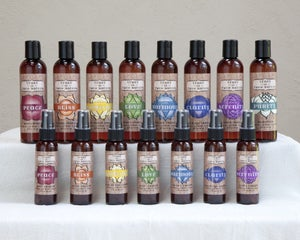 Image of Aromatherapy Spritzers. Room And Chakra Sprays
