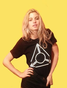 Image of Triangle Logo T-Shirt