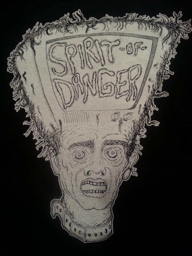 Image of Spirit of Danger T.V Head T-Shirt