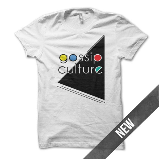 Image of T-Shirt - Triangle (White)