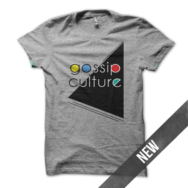 Image of T-Shirt - Triangle (Grey)