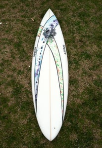 "Image of 6'4"" Shortboard"