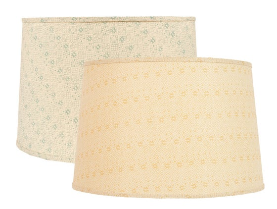 "Image of 22"" Zazu Lampshade"