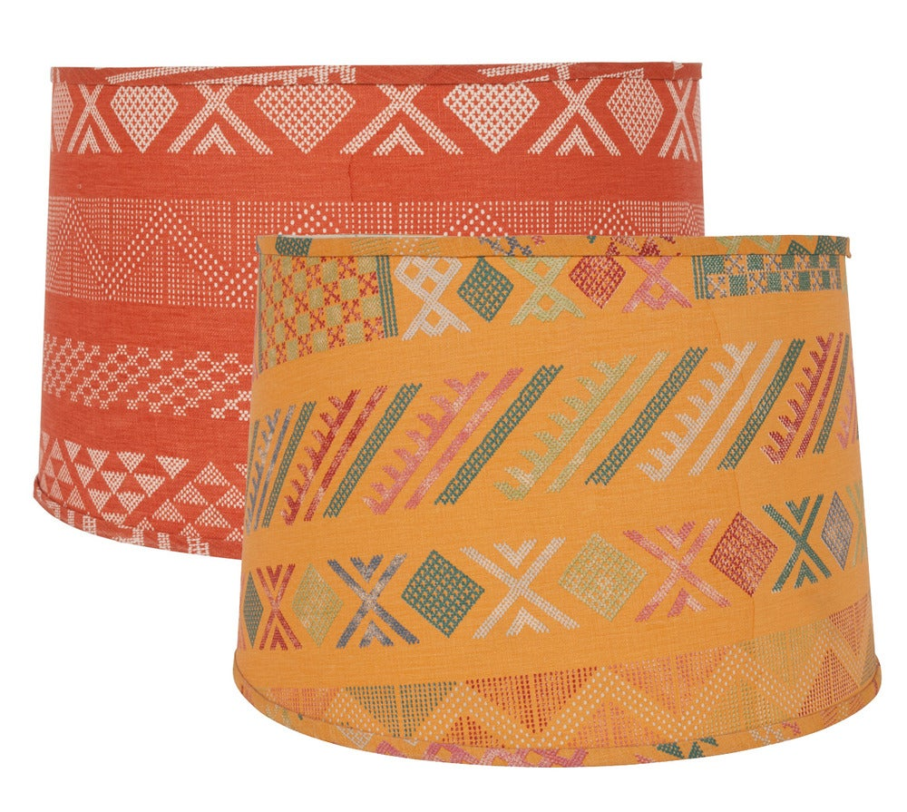 "Image of 22"" Tangier Lampshade"