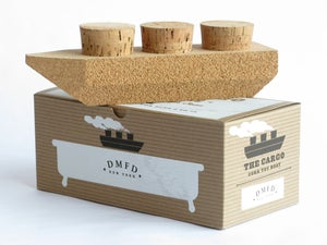 Image of Contraband Toy Ships: Cork Cargo
