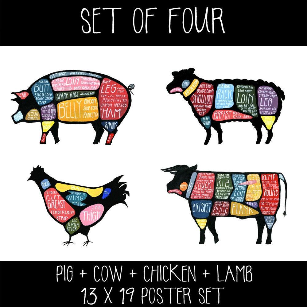 Set Of Four