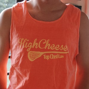 Image of High Cheese - Orange