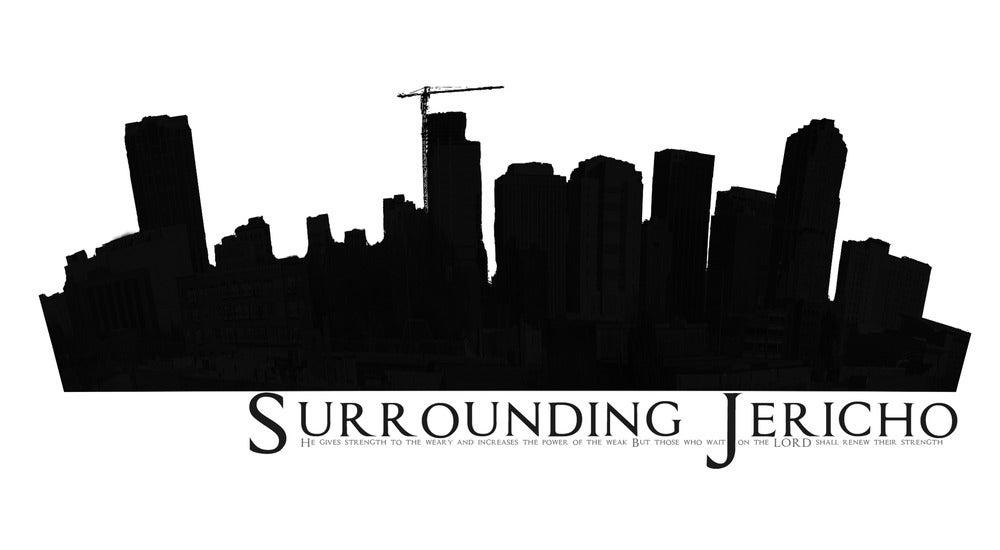 Image of Surrounding Jericho City Sticker