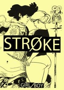 Image of STRØKE zine