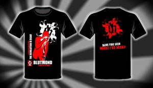 "Image of Blutmond Tee ""Have You Seen"""