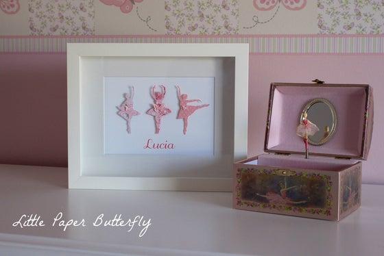 Image of Cinderella Ballerinas